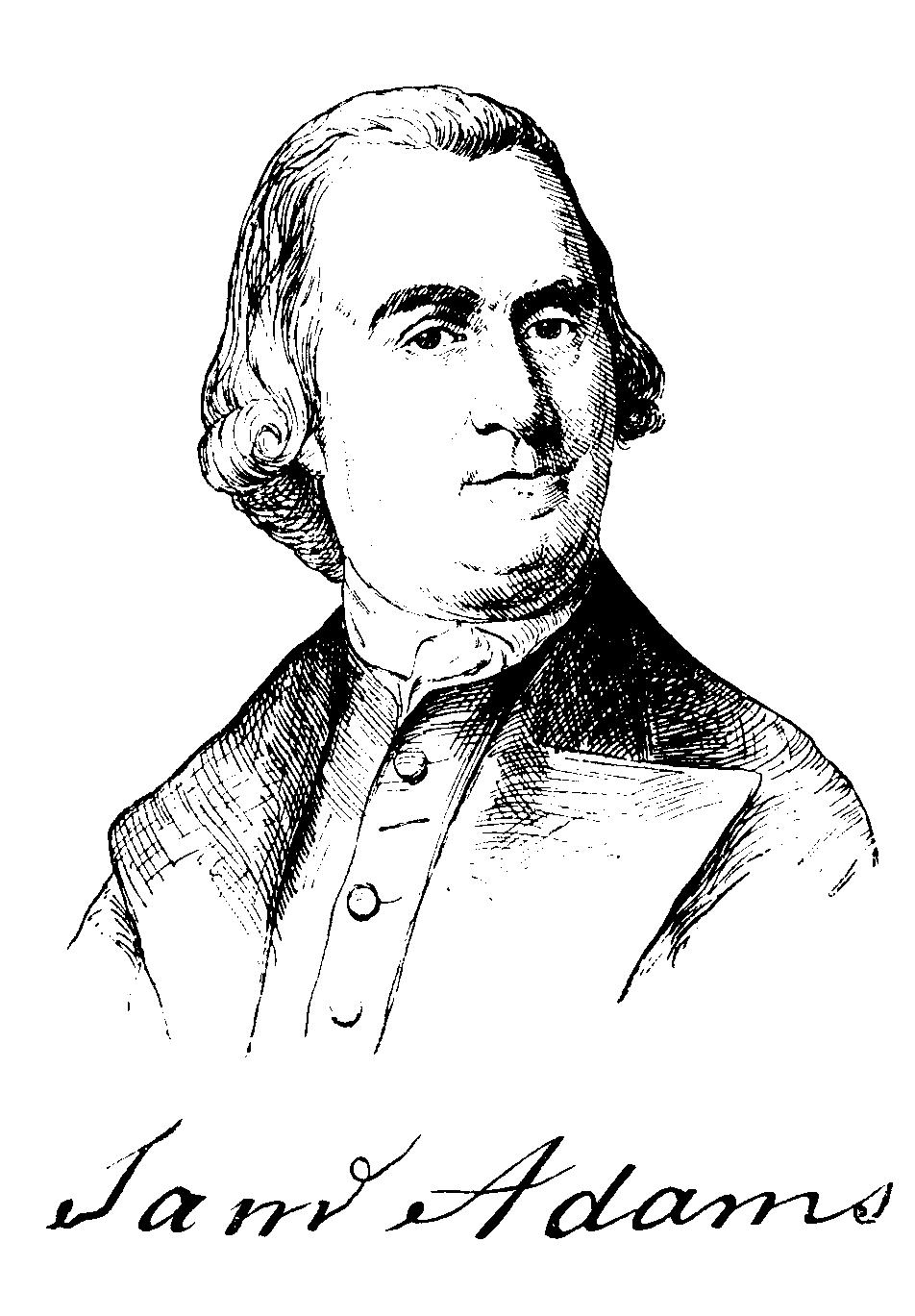 the early life and times of american statesman samuel adams Samuel adams was an american statesman,  tells the life story of american patriot samuel adams and his role in the  virginia in early in the american.