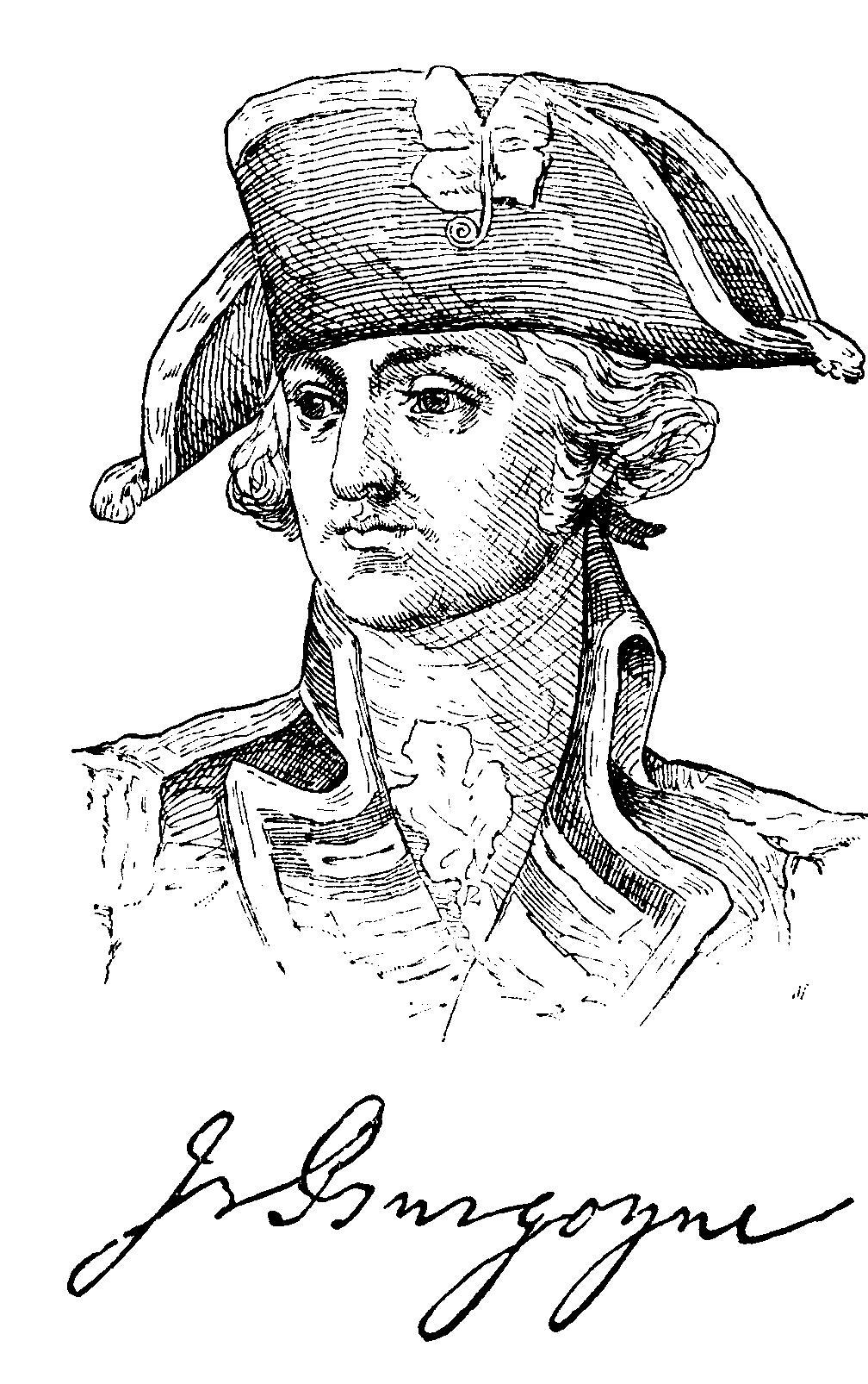 John Burgoyne