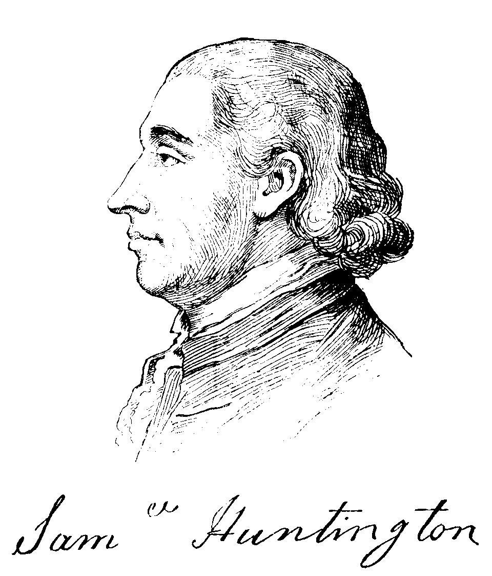 biography of samuel huntington