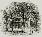 The Hermitage Sketch © Stan Klos