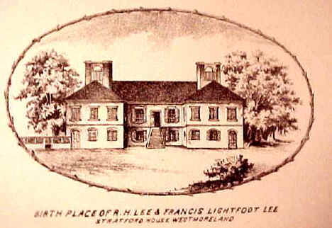 Francis Lightfoot Lee House
