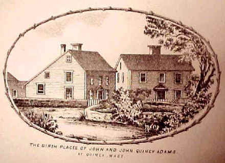 Birthplace of John Adams - Stan Klos