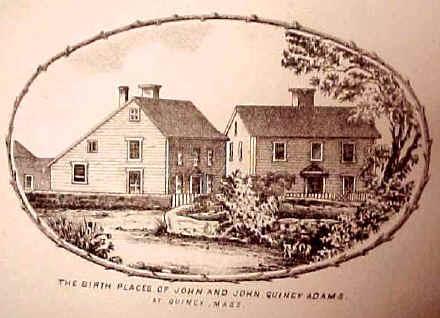 Birthplace of John Adams - Stan Klos