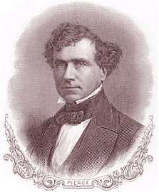 Franklin Pierce Engraving
