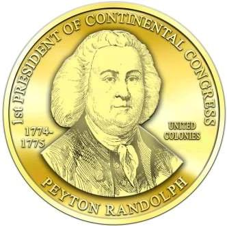 President Peyton Randolph