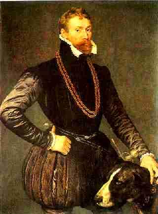 Portrait of a gentleman national gallery of art